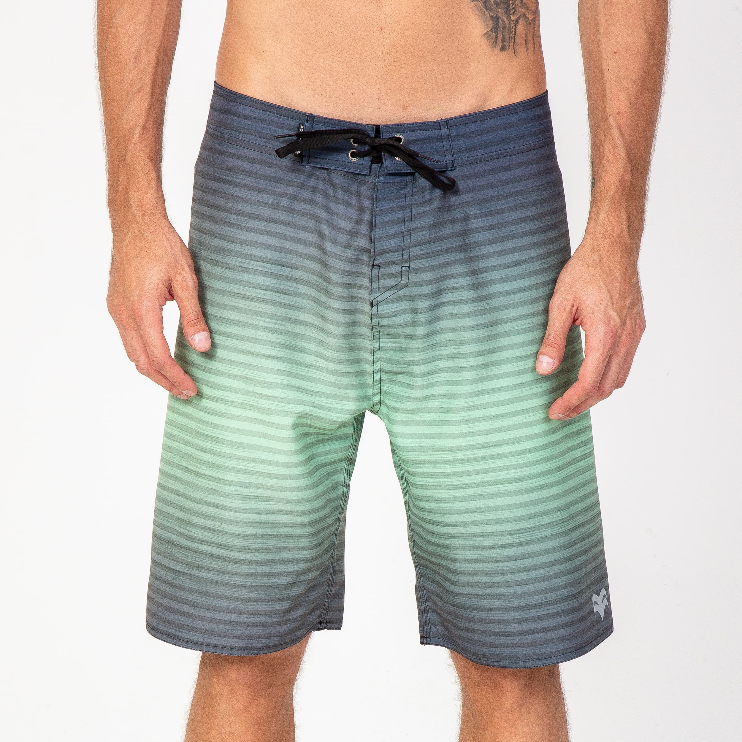 Bermuda Boardshort Degradê Green Strip