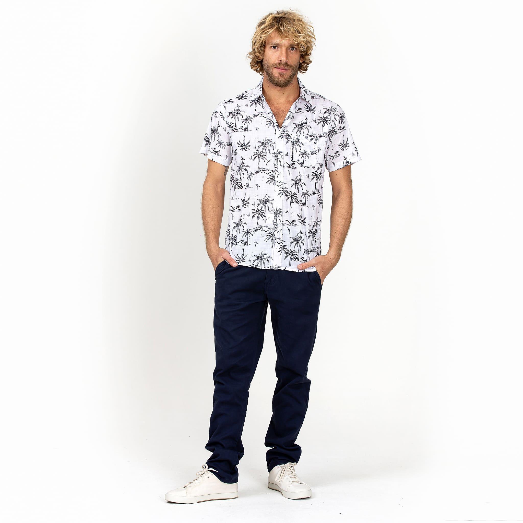 Camisa Masculina Surfly Coqueiro Super