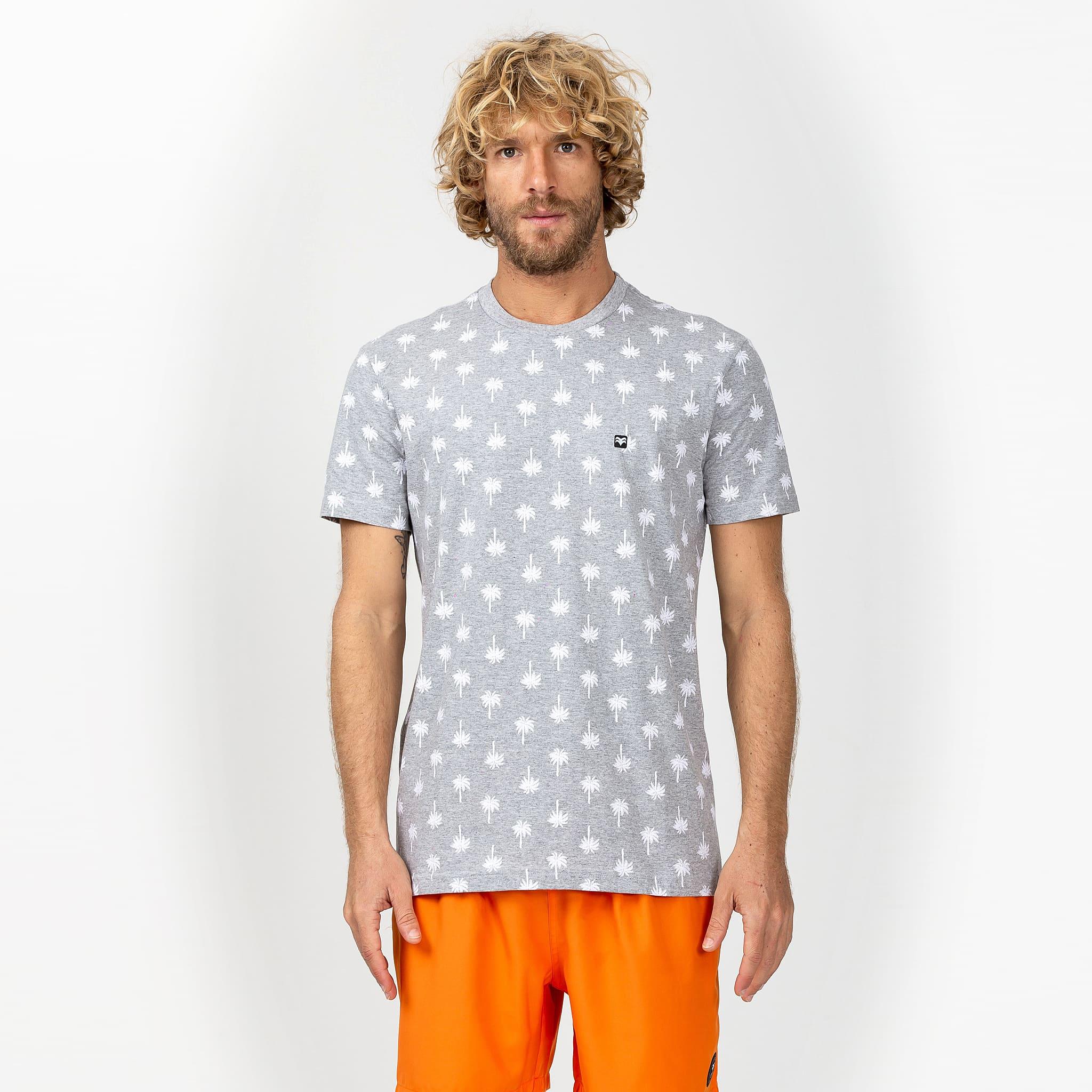 T-Shirt Mescla Coqueiros