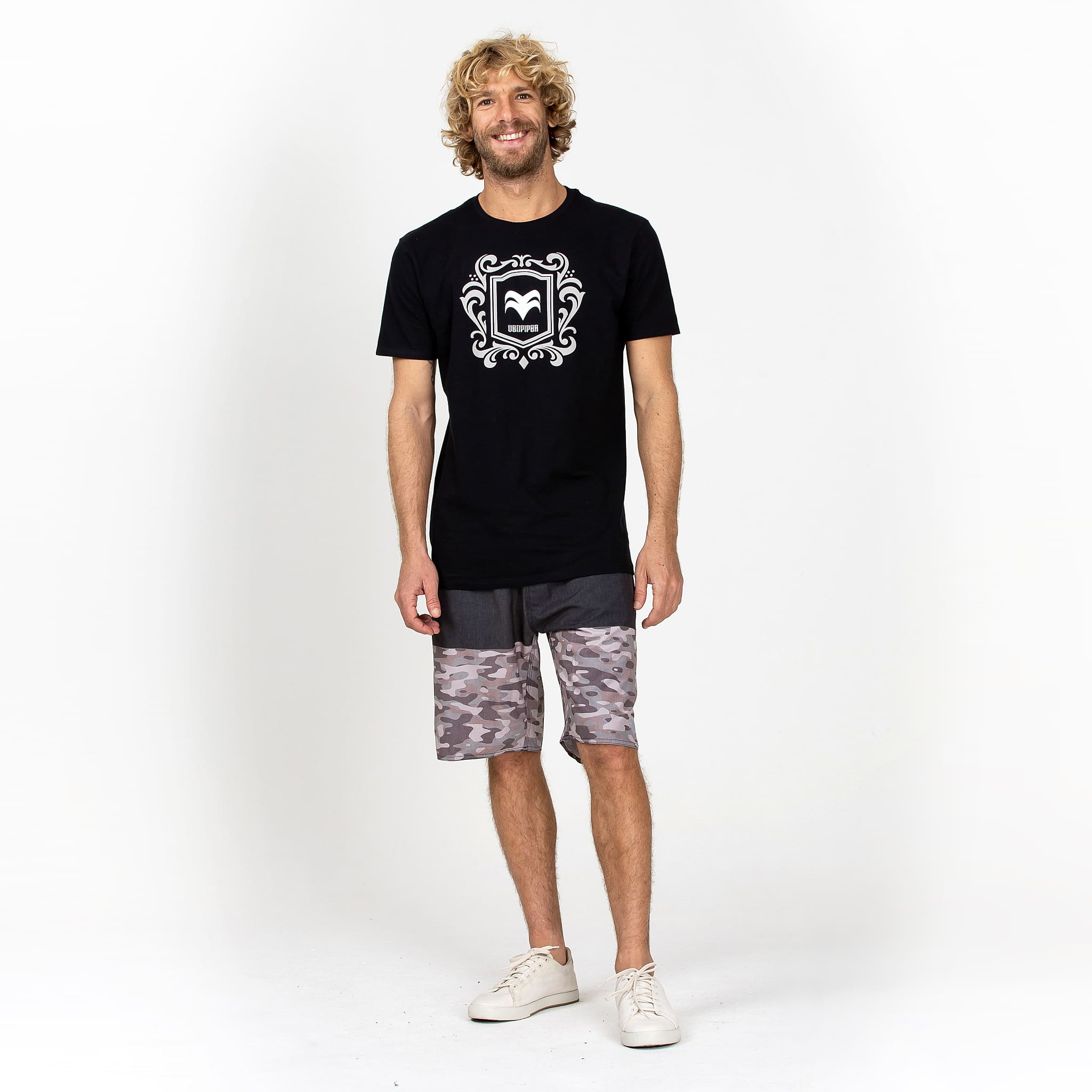 T-Shirt Shield Vonpiper