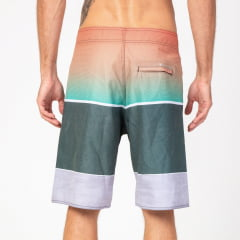 Bermuda Boardshort Blocos Degradê