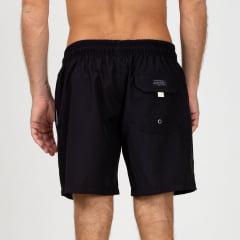 Short Liso Masculino Curto de Praia