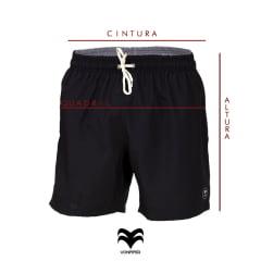 Shorts Extra Grandes Estampados