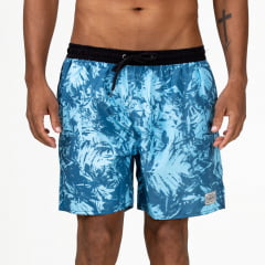 Shorts Surf Surfly Beach Blue Abstract