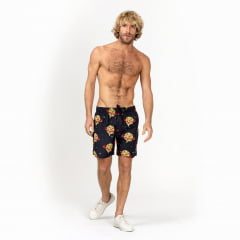 Shorts Surf Surfly Beach Pizza Saturn