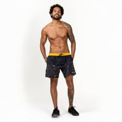 Shorts Surf Surfly Beach Yellow