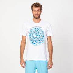 T-Shirt Blue Flowers