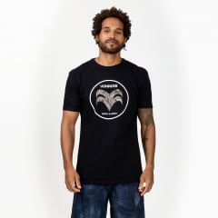 T-Shirt Circle Label