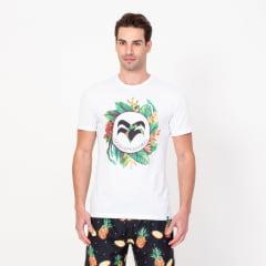 T-Shirt Green Tropikal