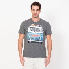T-Shirt Kombi Tour Amarela