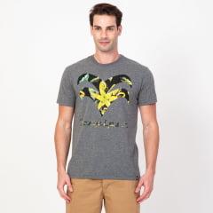 T-Shirt Logo Tropical Leafs
