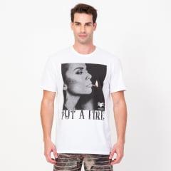T-shirt Put a Fire