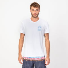 T-Shirt Sunset beach