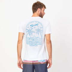 T-Shirt Sunset beach