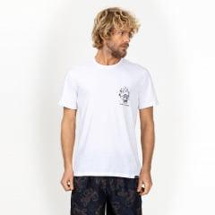 T-Shirt Surfly Skull Vacation