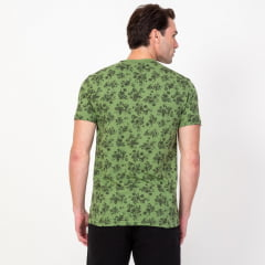 T-shirt Skulls and Flowers